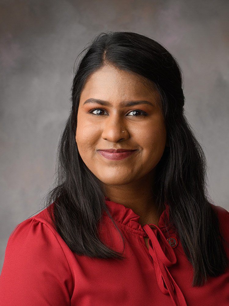 portrait of Meena Pannirselvam