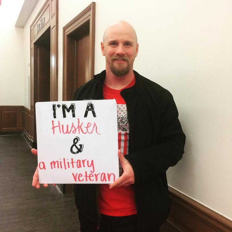 Joe, Military Veteran