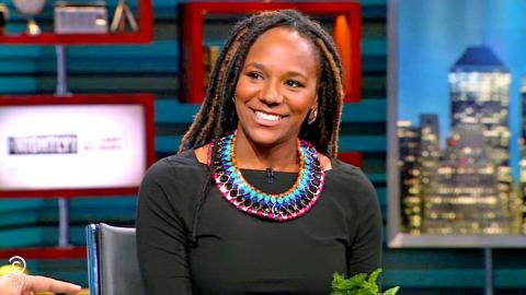 Bree Newsome portrait photo