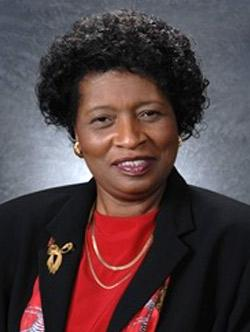 Head shot photo of Gwendolyn M. Combs